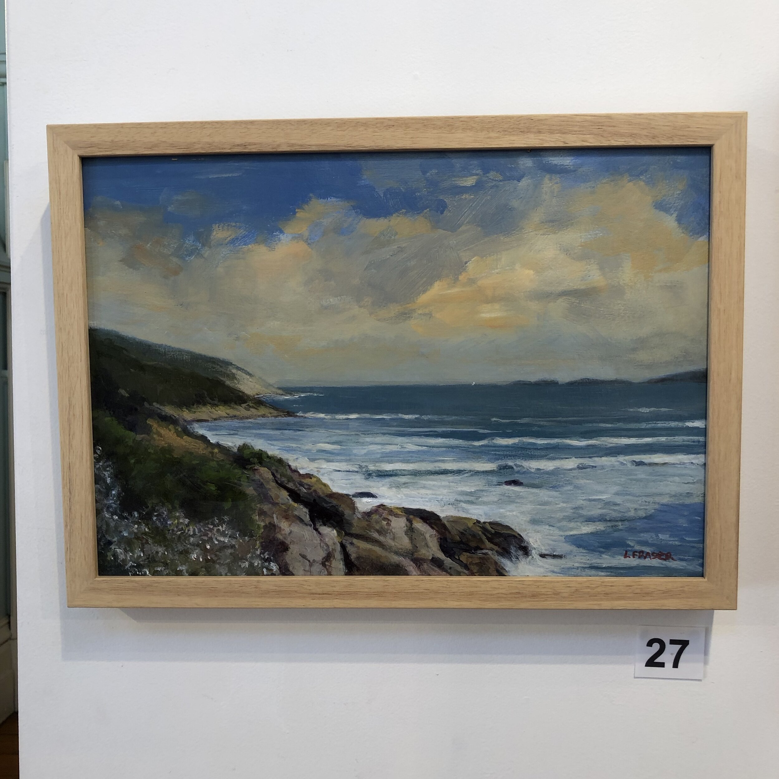 """""""From Norman Point"""" by Leigh Fraser"""