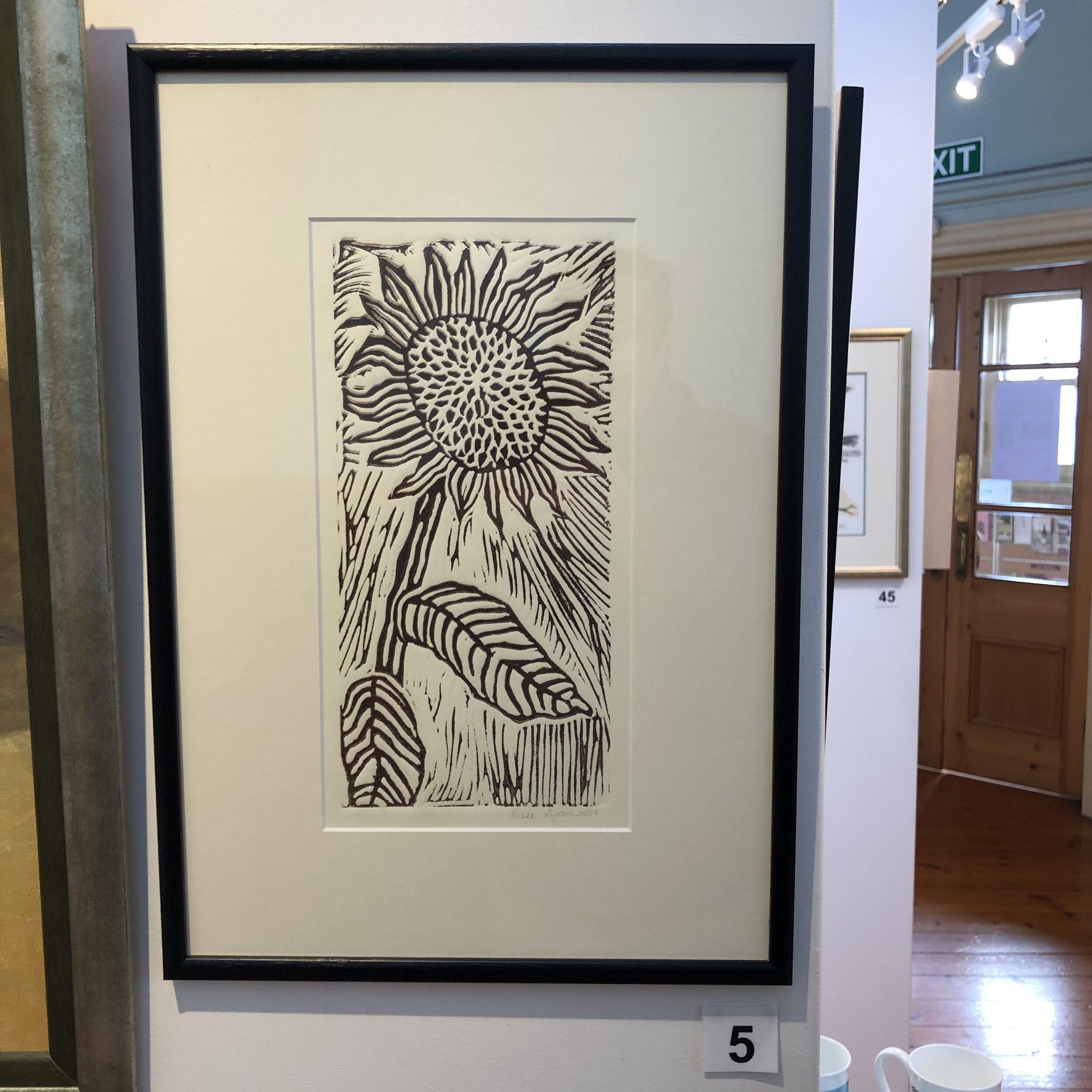 """Sunflower"" by Rosie Lyons"
