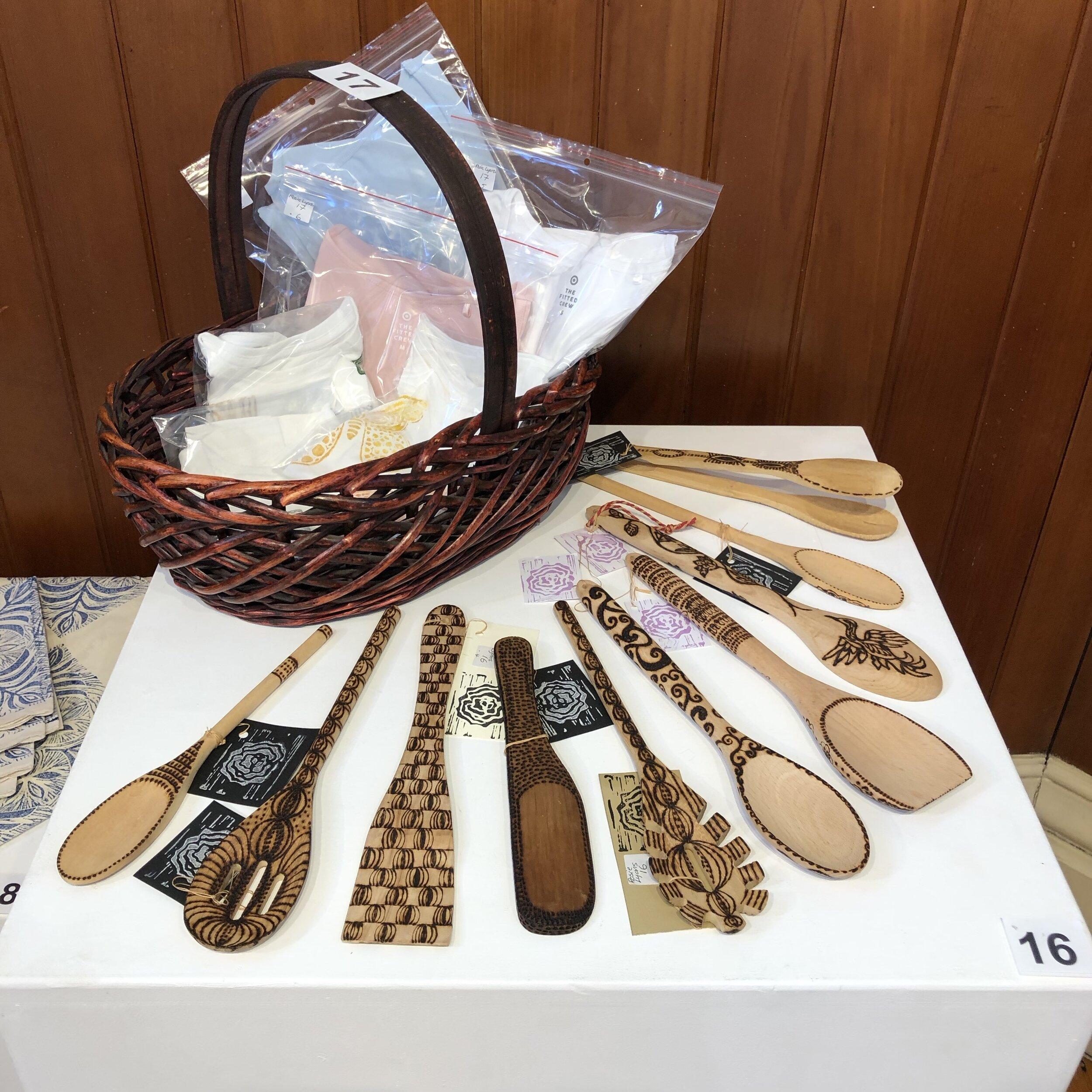 """Wooden Spoons"" by Rosie Lyons"
