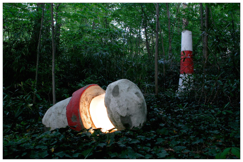 Lighthouse Beheaded, 2008
