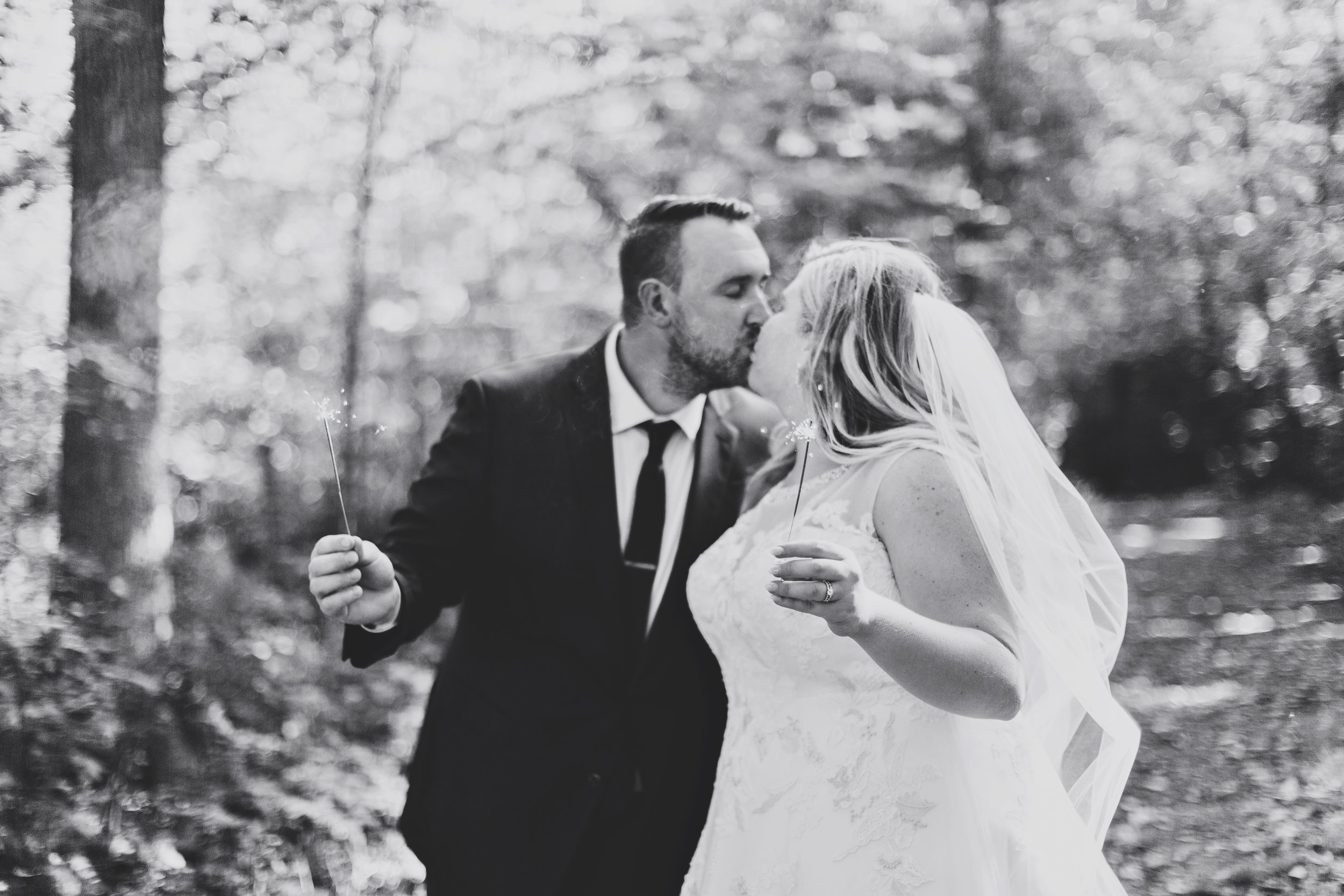 """Samantha + Alex - """"Olivia not only gave us the most beautiful photos from our wedding, she was a dream to work with. She was easy to get along with, professional and made us both so comfortable on our day. Thank you!"""""""
