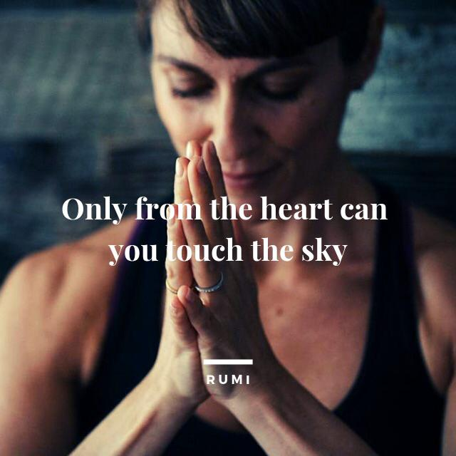 Rumi and the Heart
