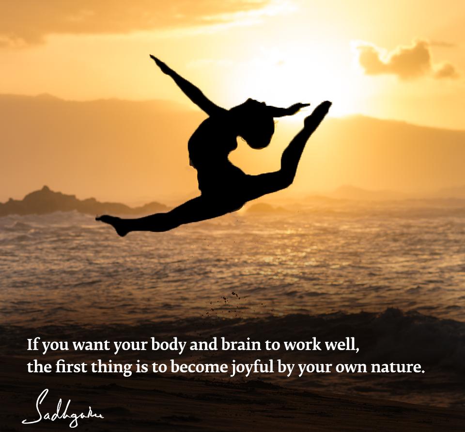 Credit: Sadhguru: Yoga and Joy