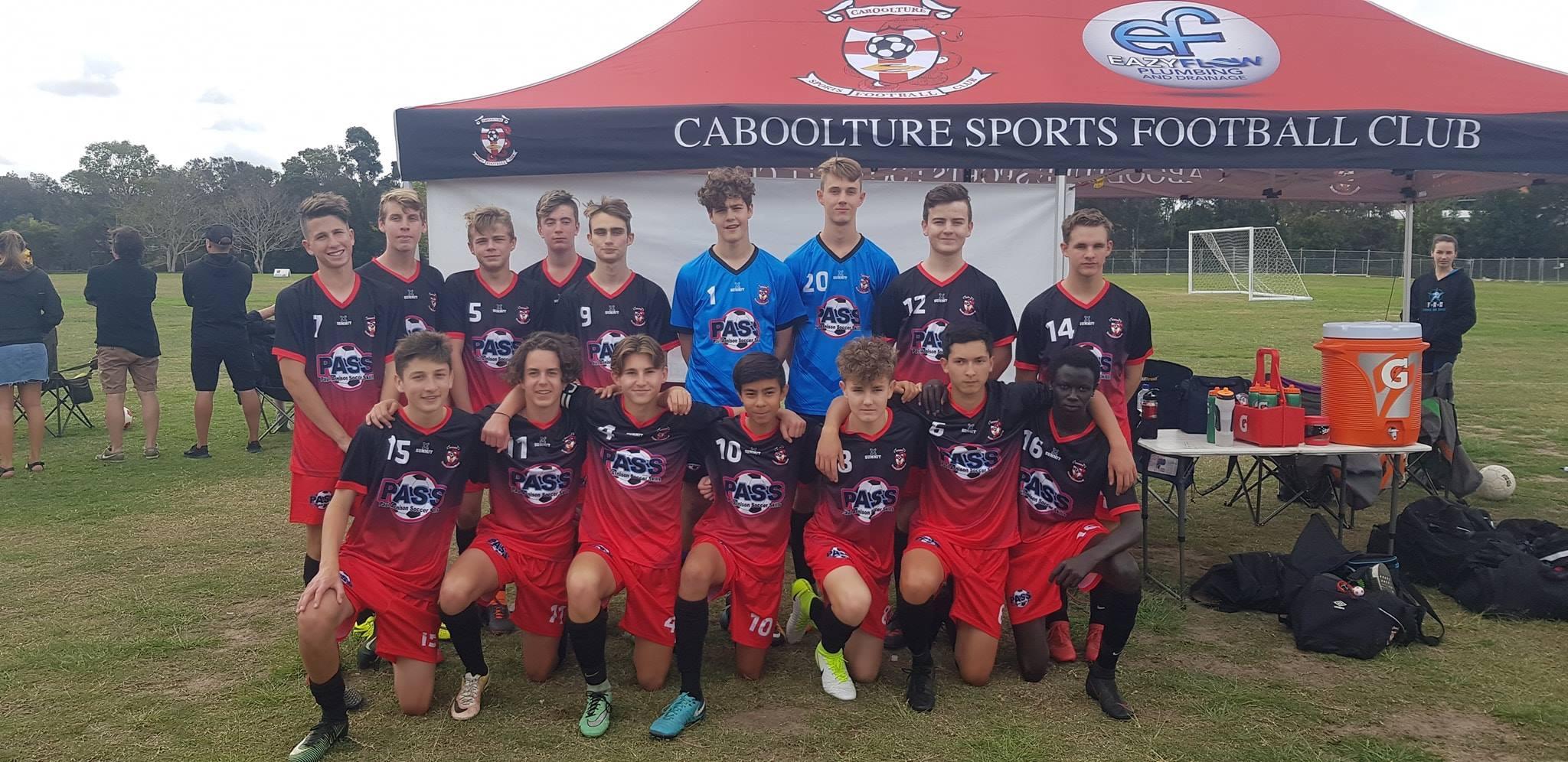 Caboolture Sports Football Club