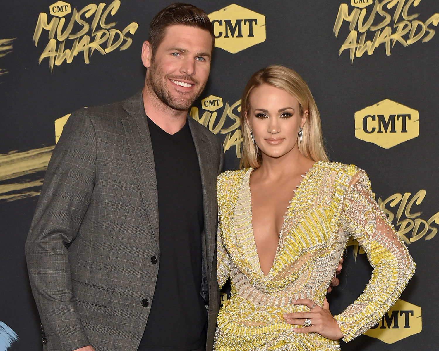 Mike Fisher & Carrie Underwood