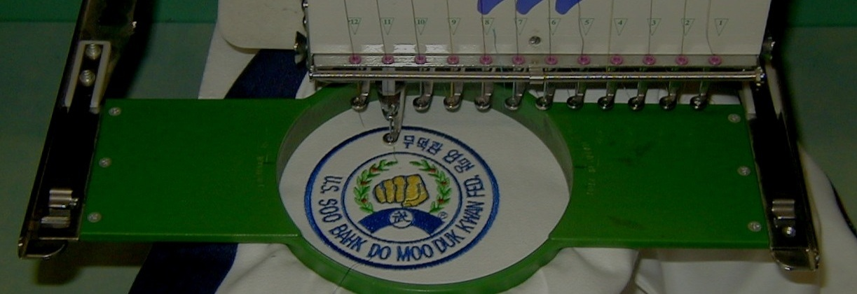 - CUSTOM EMBROIDERY