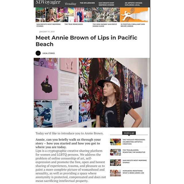 Hey all! This is @tirthaksaha (co-founder of @trolysis_inc ) and I'm going to be taking over from my marketing Wonder-Woman, Annie Brown, today to boast a little about her. 🙆🏽‍♂️ ⠀⠀⠀⠀⠀⠀⠀⠀⠀ She just got profiled by the San Diego Voyager for her incredible work in creating creative spaces for #women and #lgbtq communities to express themselves, free of censorship. ⠀⠀⠀⠀⠀⠀⠀⠀⠀ At Trolysis, we pride ourselves on working for the betterment of the society we live in, and I'm so proud to see my team embodying that spirit in so many wonderful ways which are not for personal profit or business related. ⠀⠀⠀⠀⠀⠀⠀⠀⠀ Annie, we are so proud of you! ♥️ ⠀⠀⠀⠀⠀⠀⠀⠀⠀ ⠀⠀⠀⠀⠀⠀⠀⠀⠀ ⠀⠀⠀⠀⠀⠀⠀⠀⠀ ⠀⠀⠀⠀⠀⠀⠀⠀⠀ ⠀⠀⠀⠀⠀⠀⠀⠀⠀ ⠀⠀⠀⠀⠀⠀⠀⠀⠀ ⠀⠀⠀⠀⠀⠀⠀⠀⠀ ⠀⠀⠀⠀⠀⠀⠀⠀⠀ ⠀⠀⠀⠀⠀⠀⠀⠀⠀ ⠀⠀⠀⠀⠀⠀⠀⠀⠀ ⠀⠀⠀⠀⠀⠀⠀⠀⠀ ⠀⠀⠀⠀⠀⠀⠀⠀⠀ ⠀⠀⠀⠀⠀⠀⠀⠀⠀ ⠀⠀⠀⠀⠀⠀⠀⠀⠀ ⠀⠀⠀⠀⠀⠀⠀⠀⠀ ⠀⠀⠀⠀⠀⠀⠀⠀⠀ ⠀⠀⠀⠀⠀⠀⠀⠀⠀ ⠀⠀⠀⠀⠀⠀⠀⠀⠀ ⠀⠀⠀⠀⠀⠀⠀⠀⠀ ⠀⠀⠀⠀⠀⠀⠀⠀⠀ ⠀⠀⠀⠀⠀⠀⠀⠀⠀ ⠀⠀⠀⠀⠀⠀⠀⠀⠀ ⠀⠀⠀⠀⠀⠀⠀ ⠀⠀⠀⠀⠀⠀⠀⠀⠀ #womeninspiringwomen #bosslady #sanfrancisco #sandiego #feminist #art #womenempowerment #squad #team #culture #appreciationpost #entrepreneurship #business #renewableenergy #science #technology #electricity #hydrogen #future #tech #startup #siliconvalley #California #usa #earth #planet #environment