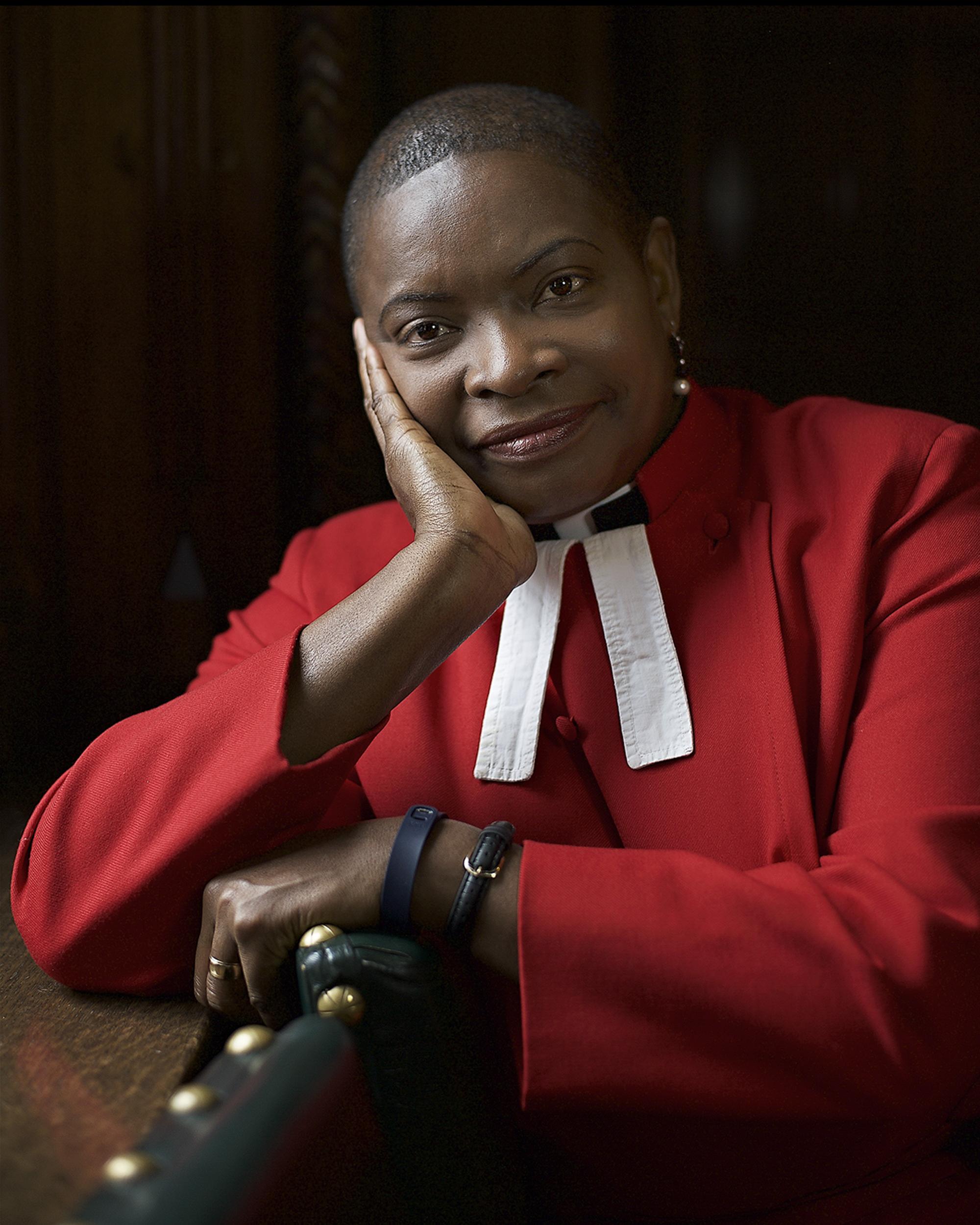 Revd. Rose Hudson-Wilkin, Queen's Chaplain, Speaker's Chaplain, Parliament,_.jpg