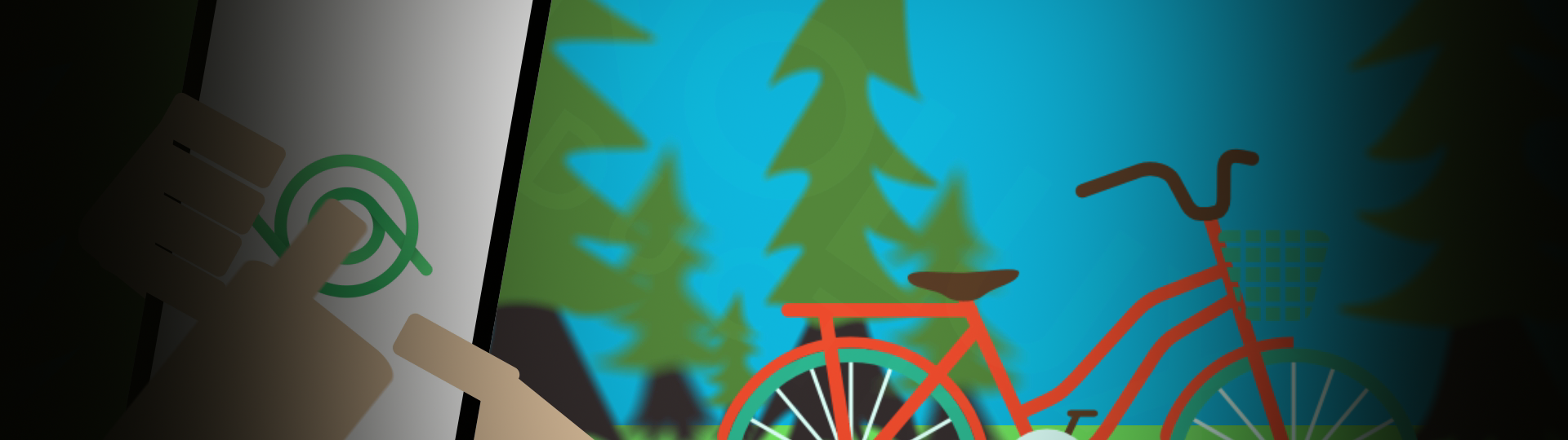 Country Bikes - Concept Animation
