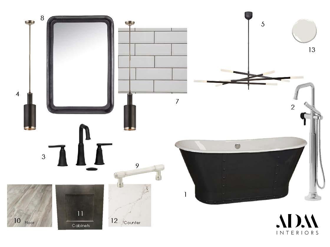 Modern Black and White Bathroom-Concept Board.jpg