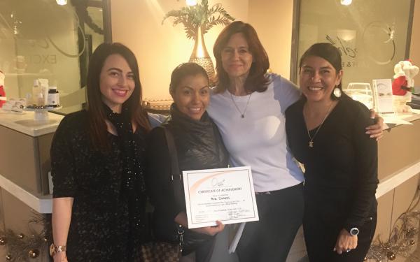 Ana Cisneros (IL.): Beginning Lash - November 2016
