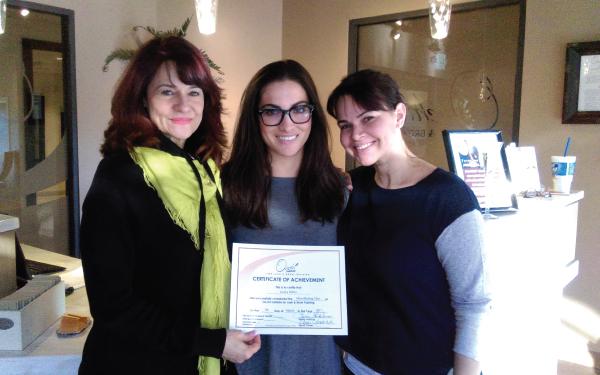 Jessica Hibler (IL.): Microblading - March 2017