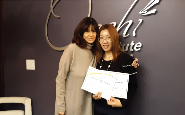 Connie Yu (IL.): Volume Lash & Lash Lift - December 2018
