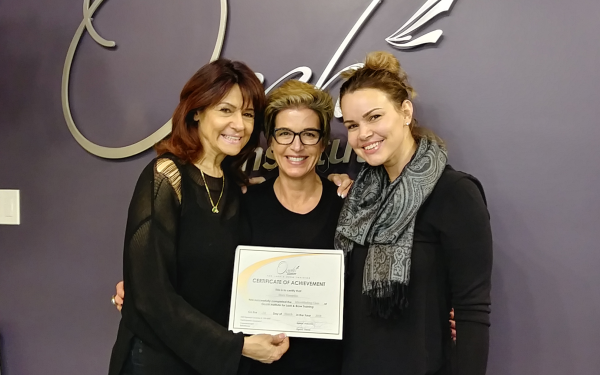 Mary Hampilos (IL.): Microblading - February 2018