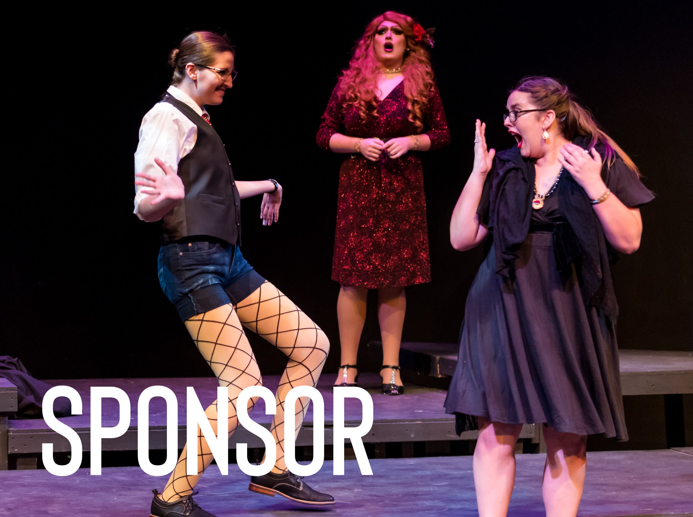 become one of our community partners - Sponsorship of Huntsville Shakespeare is the perfect partnership for your company or organization.Benefits of sponsorship include:-special recognition at all performances-listing on our website-complimentary tickets