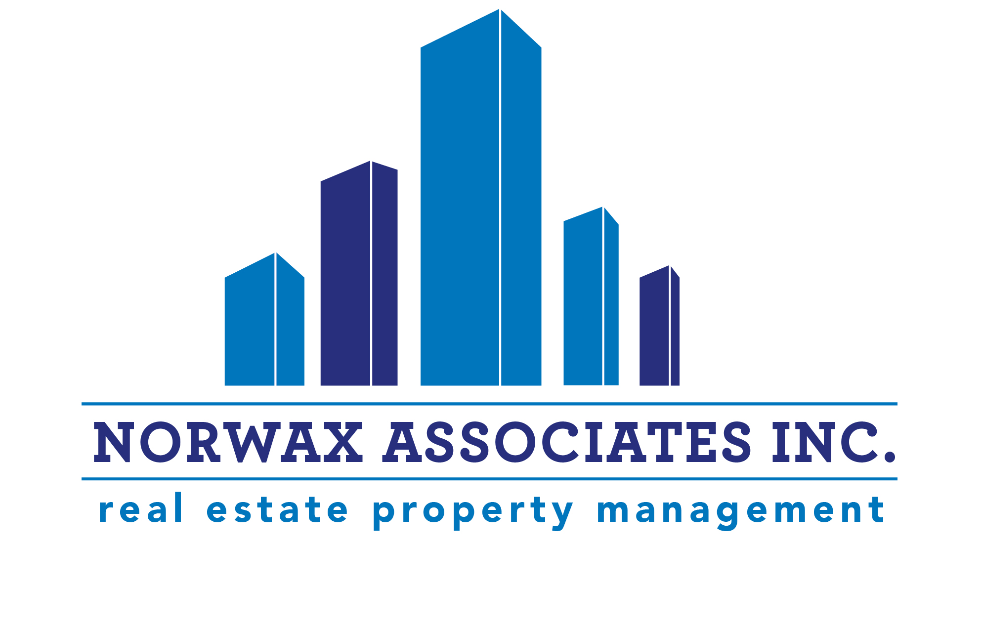 New York City Real Estate Property Management Logo Design