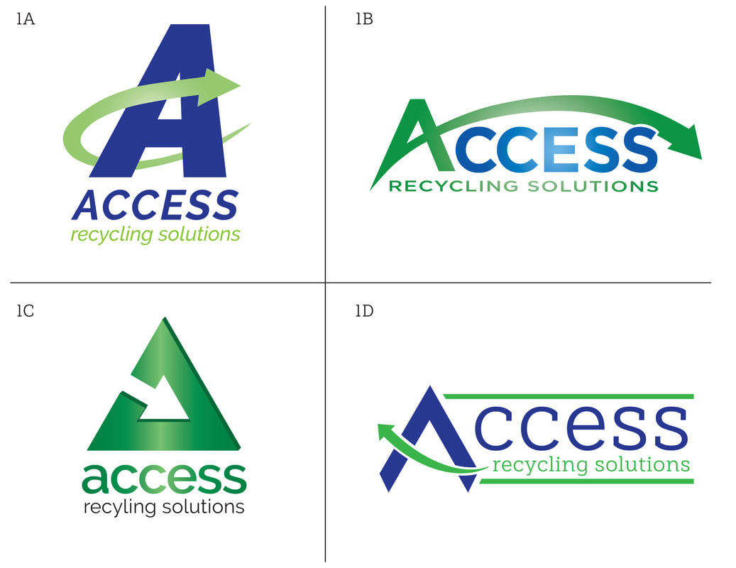 First Round of Logo Concepts