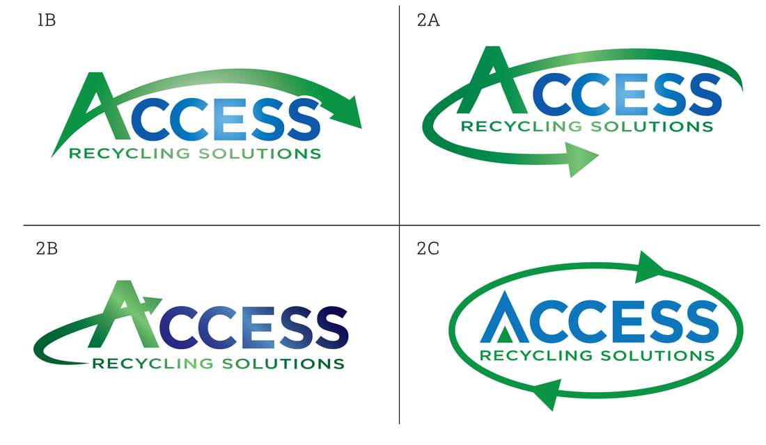 First Round of Logo Concept Revisions