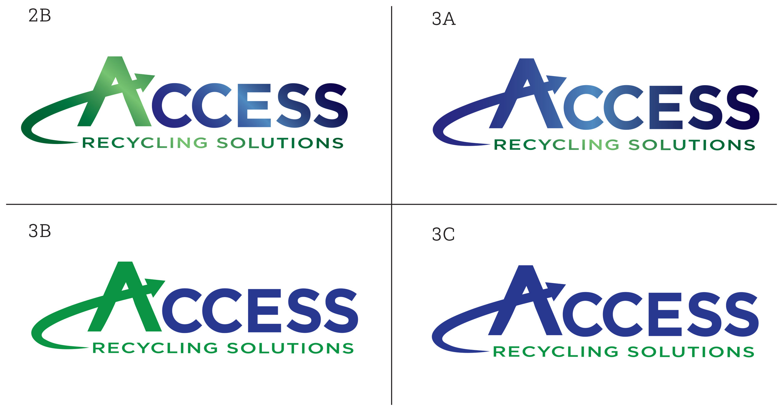 Second Round of Logo Concept Revisions
