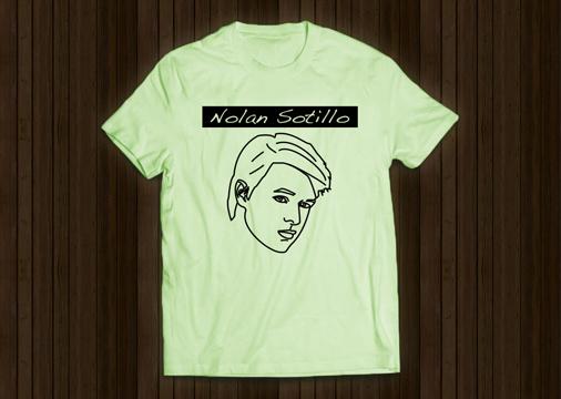Singer's T-shirt Design