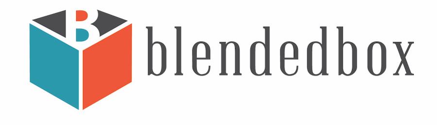 Blendedbox Software Logo Design