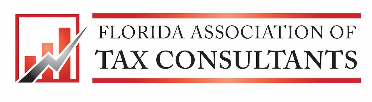 Tax Association Logo Design in Ft. Lauderdale