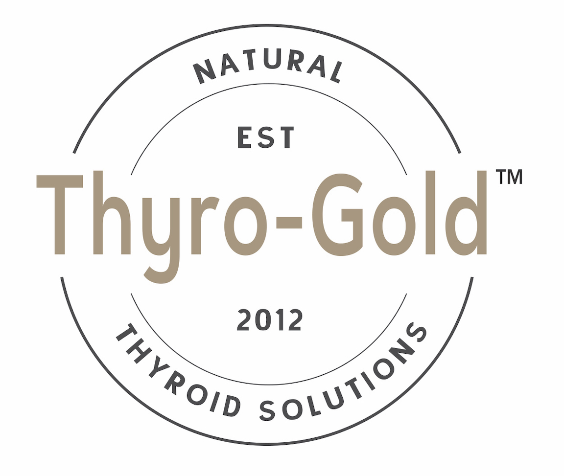 Thyroid Supplement Product Logo Design