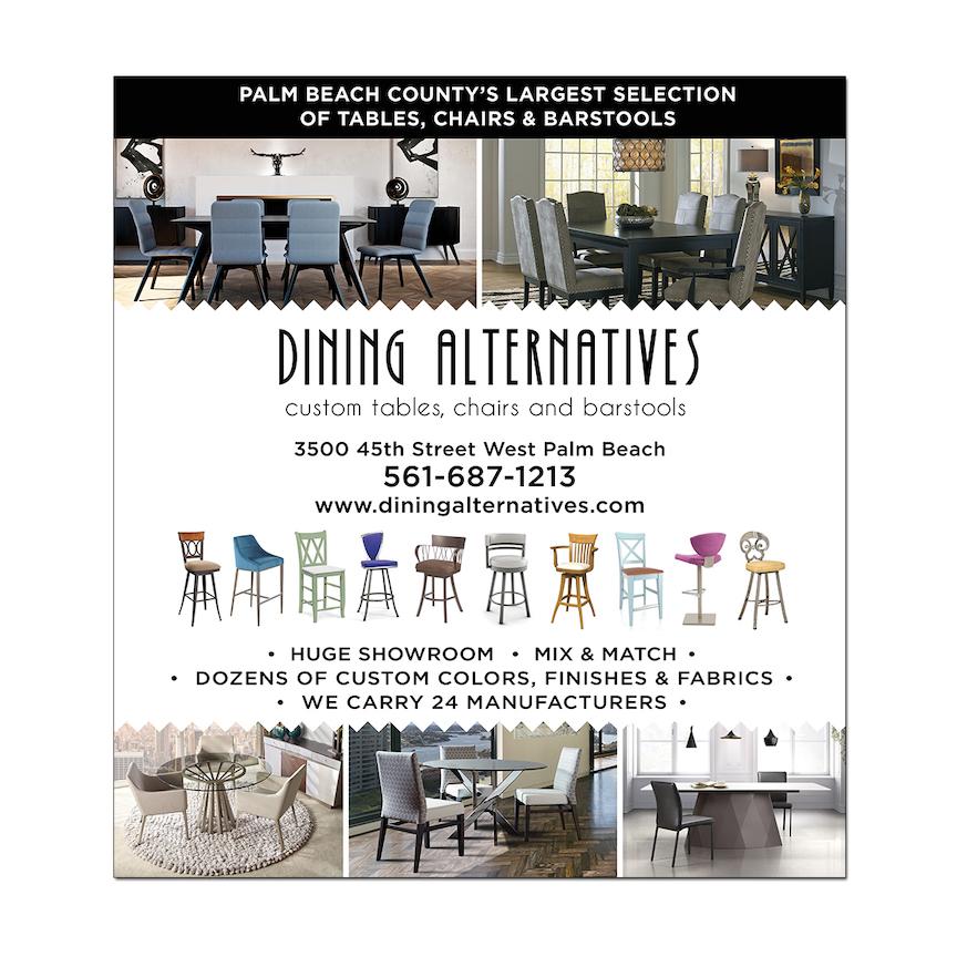Furniture Store Print Ad Design - West Palm Beach