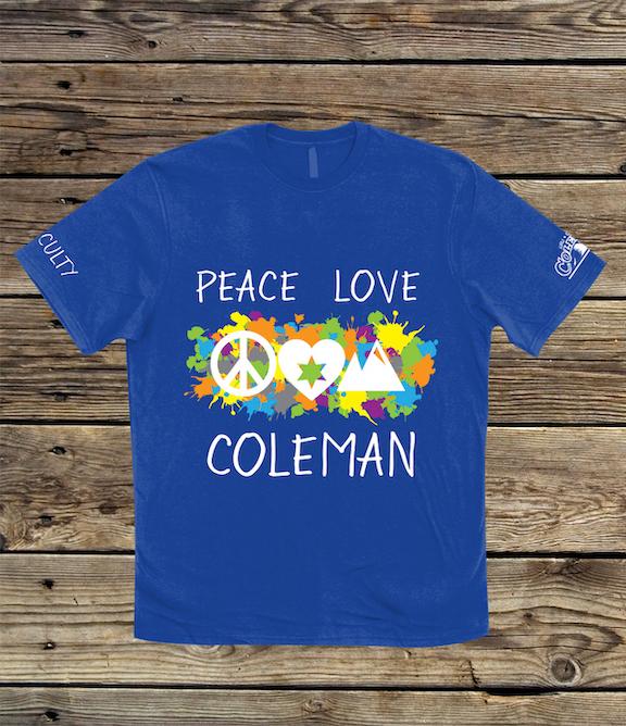 Summer Camp T-Shirt Design - Cleveland, Georgia