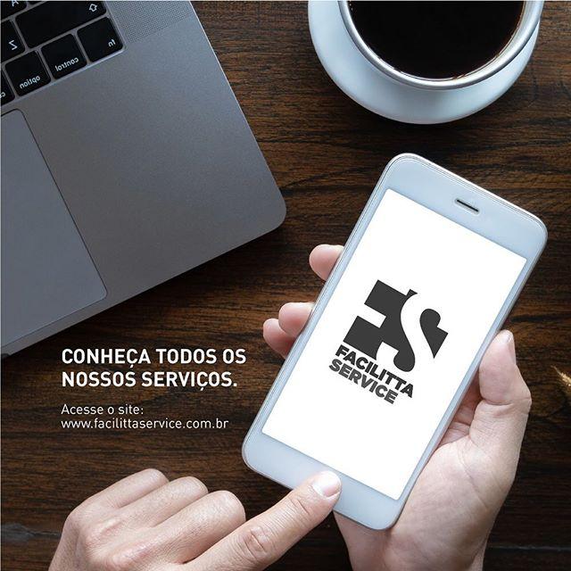 📱Acesse o site www.facilittaservice.com.br e conheça todos os nossos serviços.