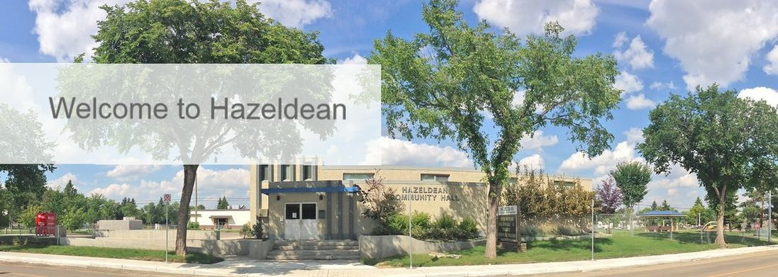 Hazeldean Communtiy Hall - Address: 9630 66 Ave NW, Edmonton, ABT6E 4W9Early Learning Centre12 months-5 years old