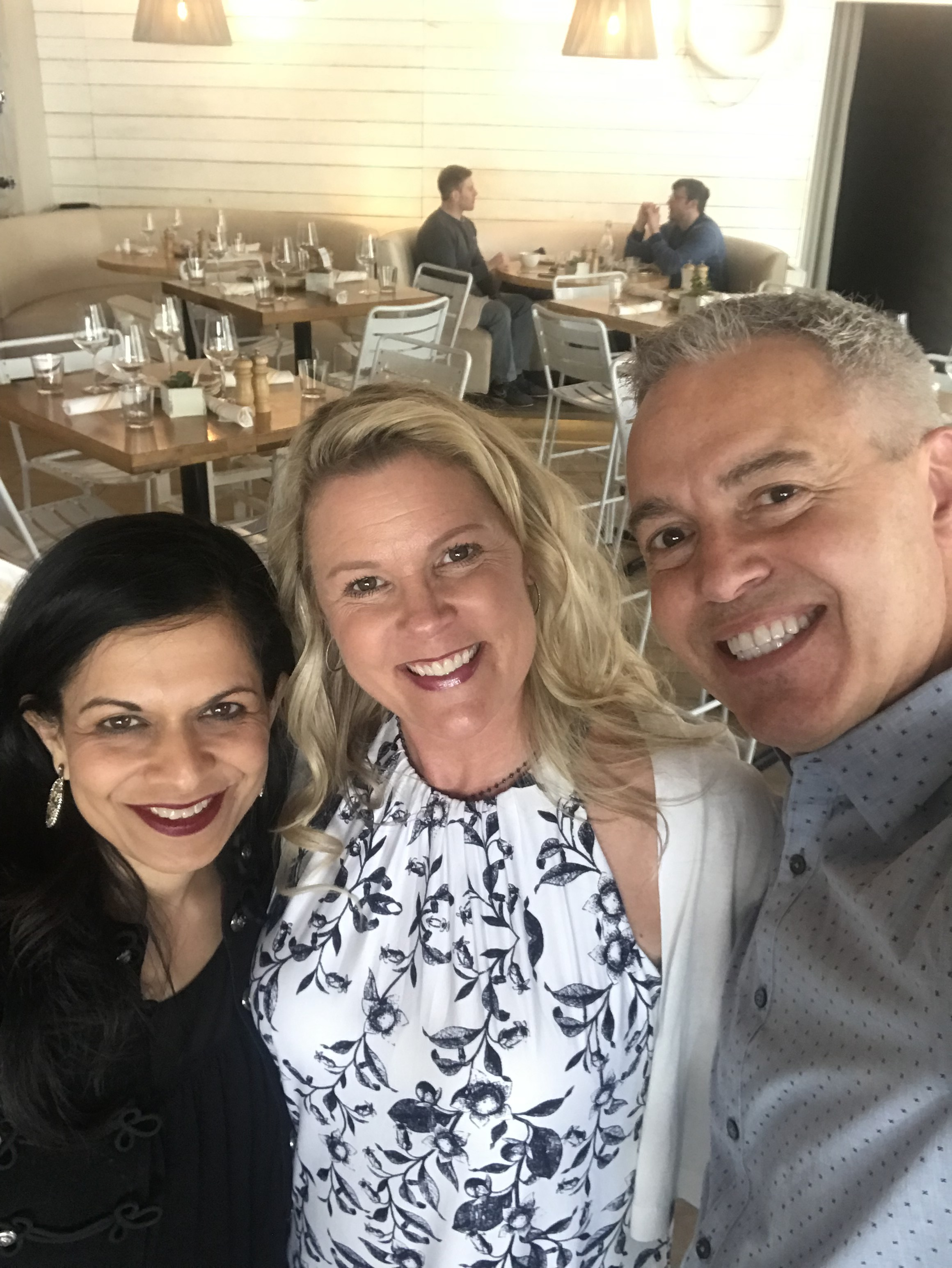 Bela, Jennifer and Terry - Friends for Life ♥️ -