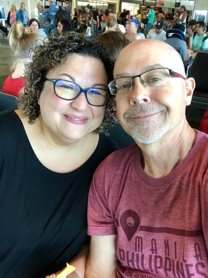 We have a wonderful marriage and I am sooooooo happy and thankful! -