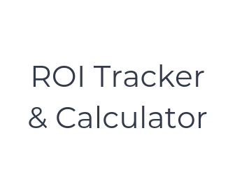 Please be sure to make a copy of this tracker & calculator - this is a template