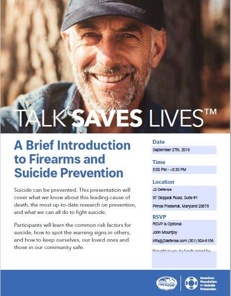 AFSP Talk Saves Lives Lifesaving Seminar.JPG