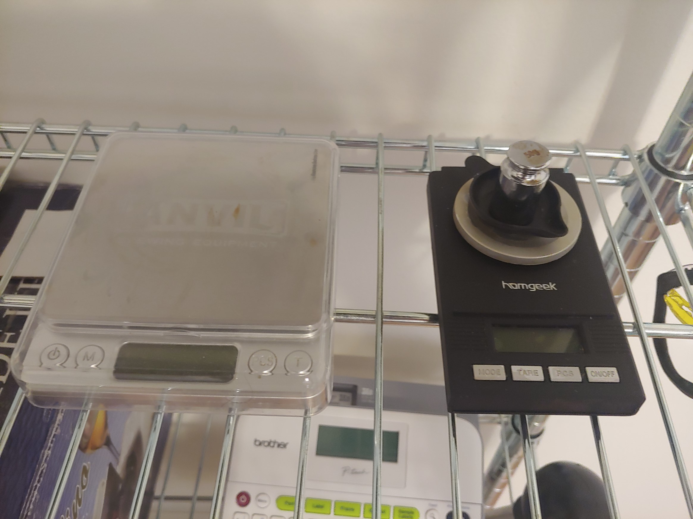 Scales -
