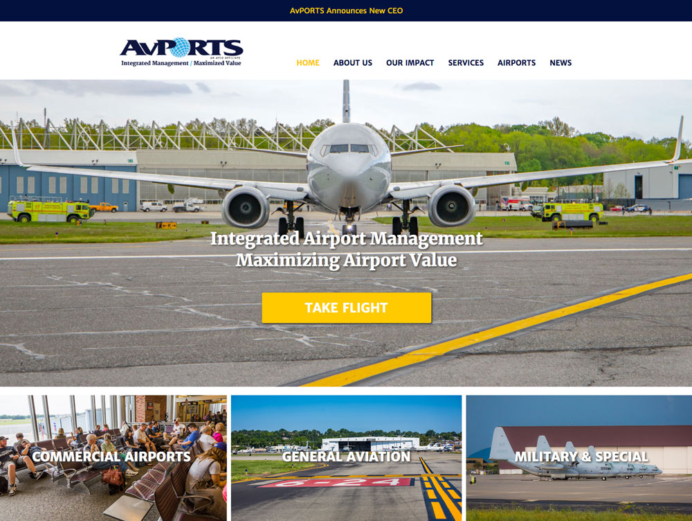 AvPORTS AIRPORTS MANAGEMENT
