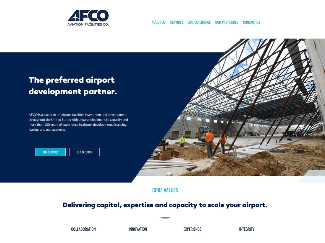 AVIATION FACILITIES COMPANY