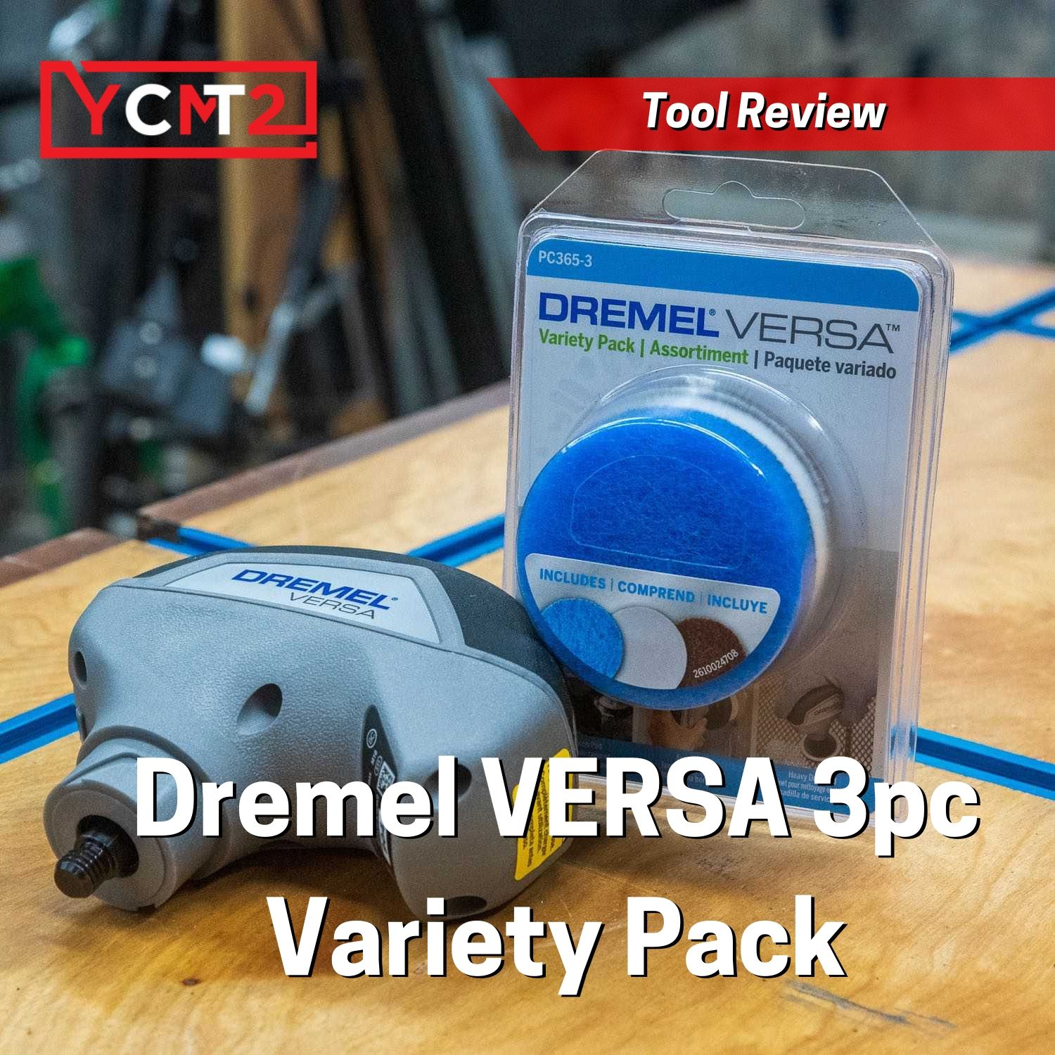 Dremel Power Cleaner Variety Pack Review