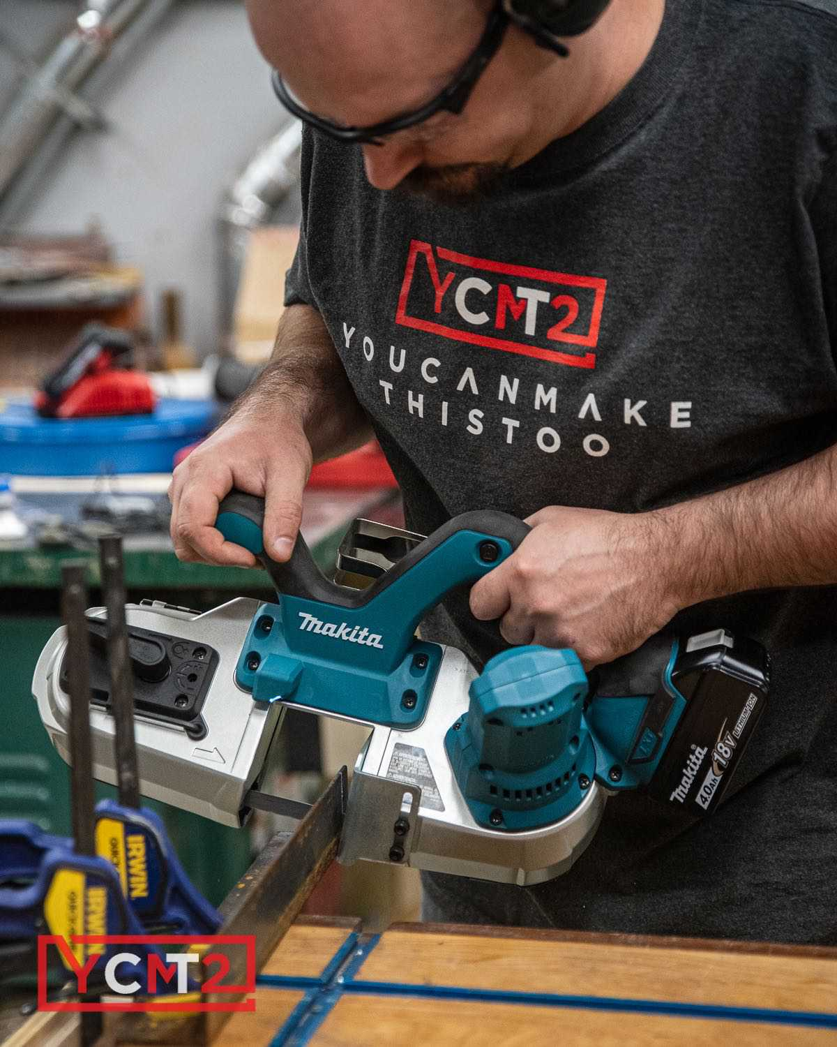 Makita Compact Portable Bandsaw Review
