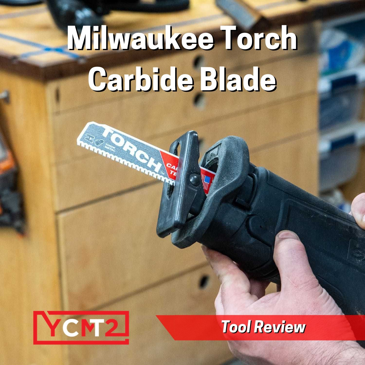 Milwaukee Torch SAWZALL Blade Review