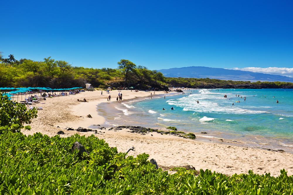 8 Hapuna Beach State Park Big Island Hawaii Dr Beach