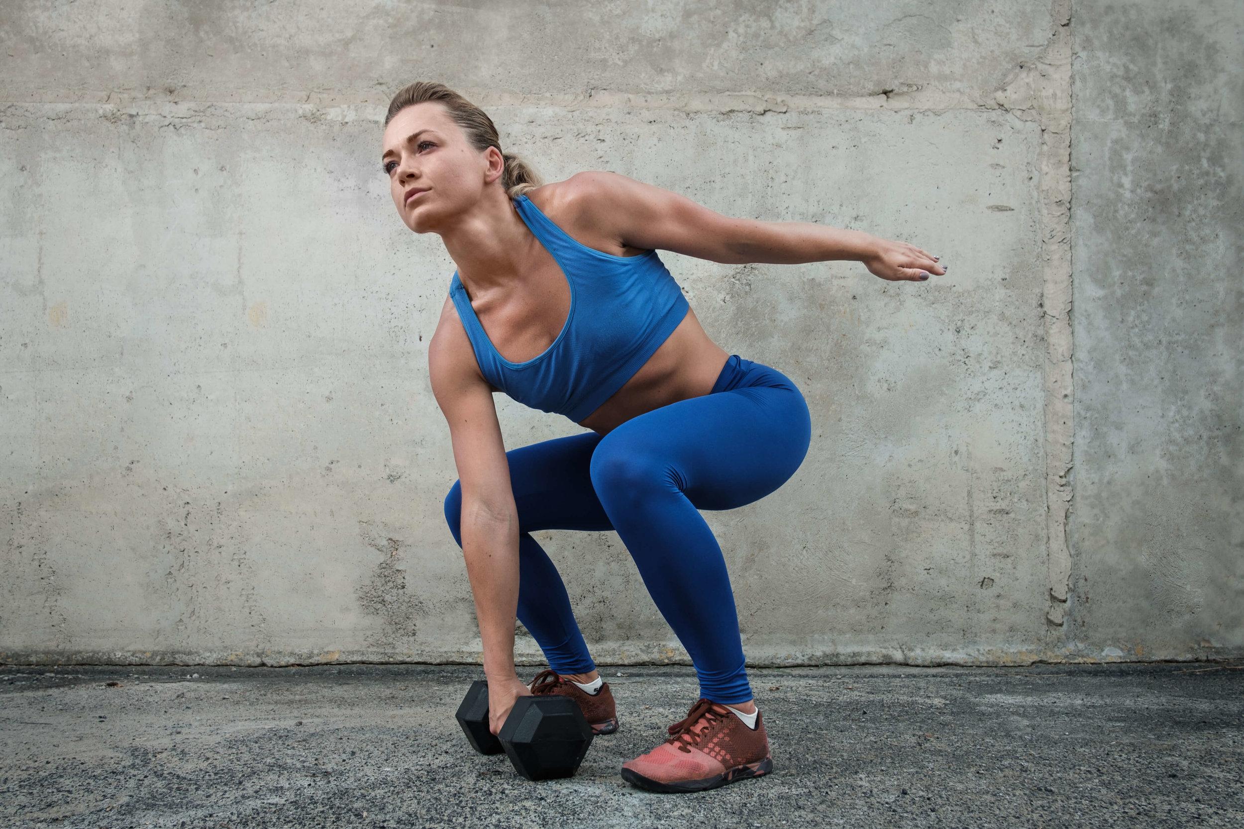 Lean Muscle - Learn More