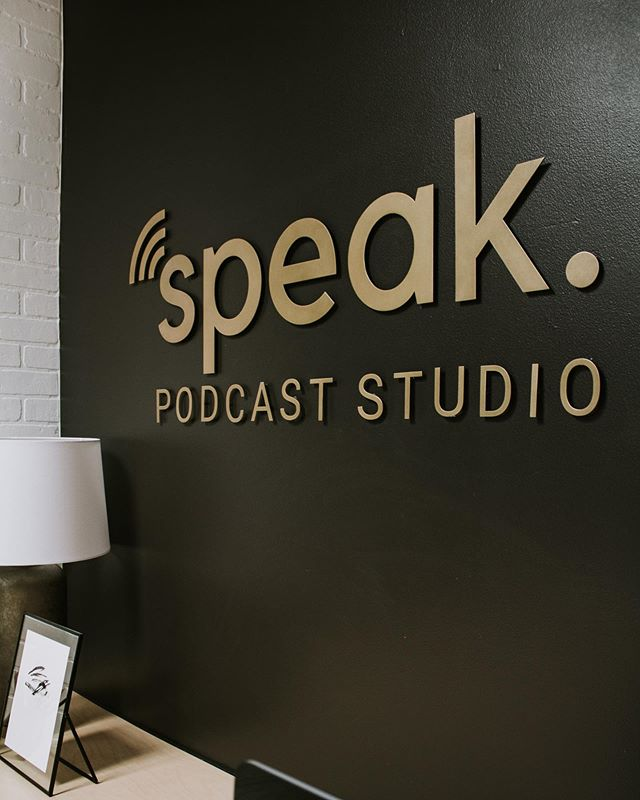 Speak Podcast Studio. The mission is pretty simple - to provide a quiet and comfortable space with all the equipment you need to record a killer podcast!⁠⠀ #speakpodcaststudio⁠⠀ ⠀⠀⠀⠀⠀⠀⠀⠀⠀⁠⠀ ⠀⠀⠀⠀⠀⠀⠀⠀⠀⁠⠀ #lnk #lnknebraska #lincolnnebraska #nebraska #omaha #omahanebraska #podcaststudio #dtlnk