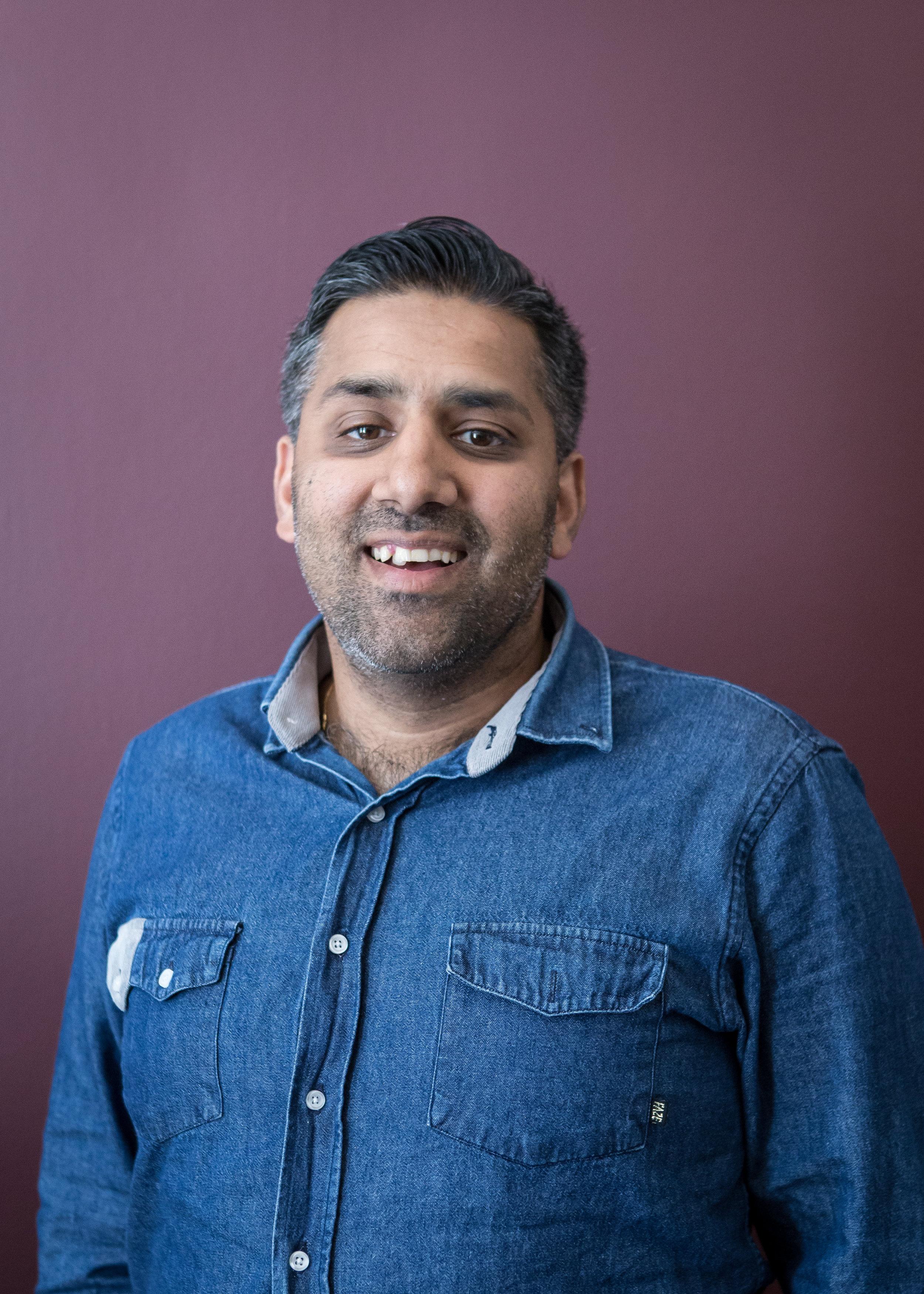 Vivek Sridharan | Partner