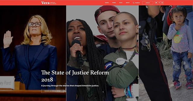 "Honored to be named in the list of ""Best of 2018"" by the Vera Institute of Justice alongside some amazing books, films, podcasts, and music.  This organization is on the front lines in the battle for justice reform and racial equality.  #verainstitute #bestof2018  #justicereform #16barstherfilm"