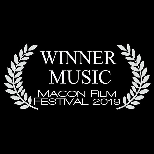Thanks #maconfilmfestival for honoring the musicians in our film and for recognizing the stories of real people that live, breathe and, yes, CREATE behind bars.  #16barsthefilm #musicdocumentary