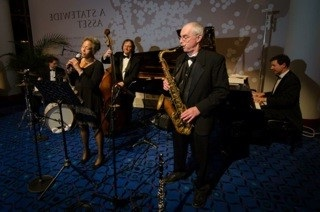 Best Twin Cities' Live Jazz Band - tips the Scales of Jazz - improvisation, great sound, great performance - Court's In Session is Great Jazz  for events o intimate gatherings where audiences are as much a part of the music as the band - join or book Court's In Session