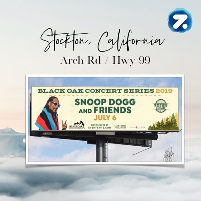Digital billboard standing highly visible from the Hwy 99 Freeway! Size: 14' x 48' Digital Spot Length: 8 Sec ☁️ Visit our website for more information. Link in the bio 🌐 . . . #zenithbillboards #buildyourbrand #StocktonCa #ShopLocal #SupportLocalBusinesses #TMC #Marketing #Advertising #Billboards #DirectMailer #MailboxPostcard #brand #inspiration #Dream #mailbox #grow #exposure #community #inventory #billboards