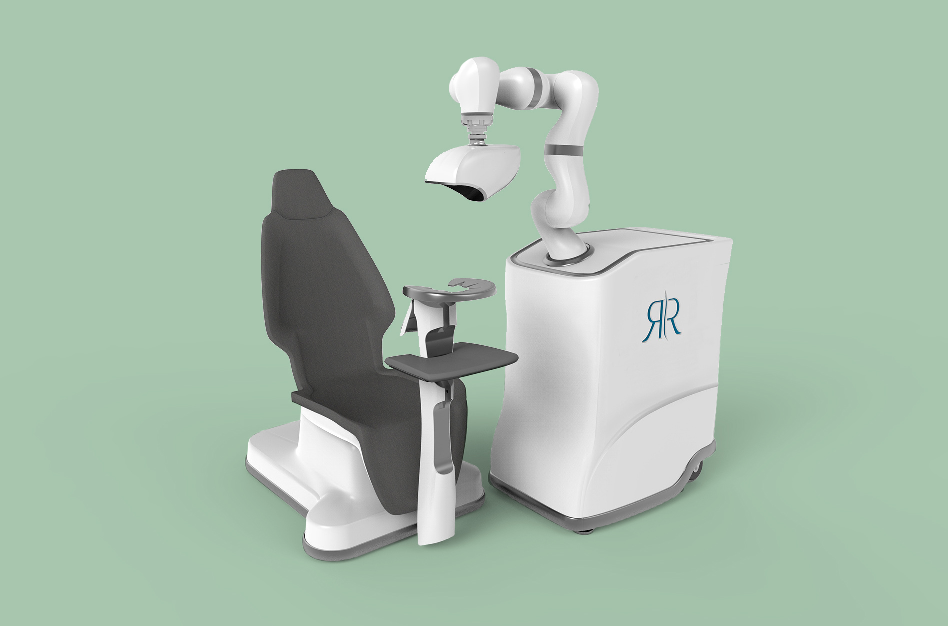 Restoration Robotics Hair Transplant Seating
